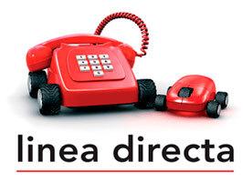 linea directa teléfono